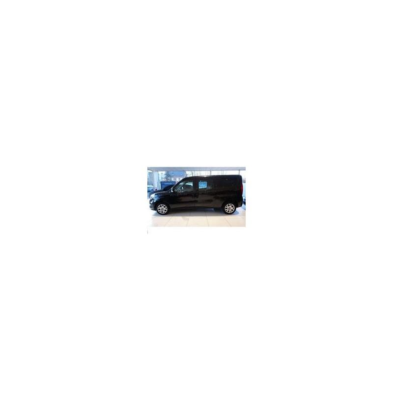 Kit film solaire Fiat Doblo (2) Utilitaire 4/5 portes (depuis 2009) 2 vitres descendantes et hayon