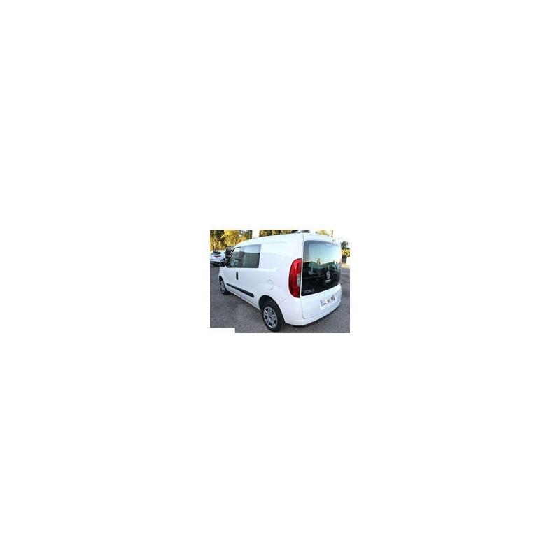 Kit film solaire Fiat Doblo (2) Utilitaire 4/5 portes (depuis 2009) 2 vitres entrouvrantes et hayon
