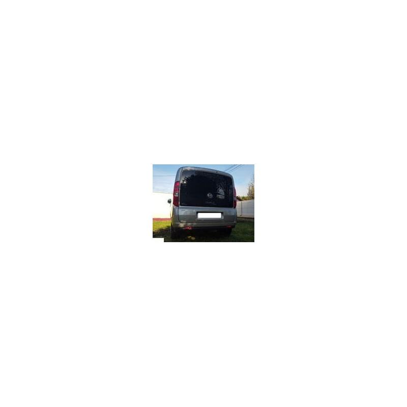 Kit film solaire Fiat Doblo (2) Utilitaire 4/5 portes (depuis 2009) hayon
