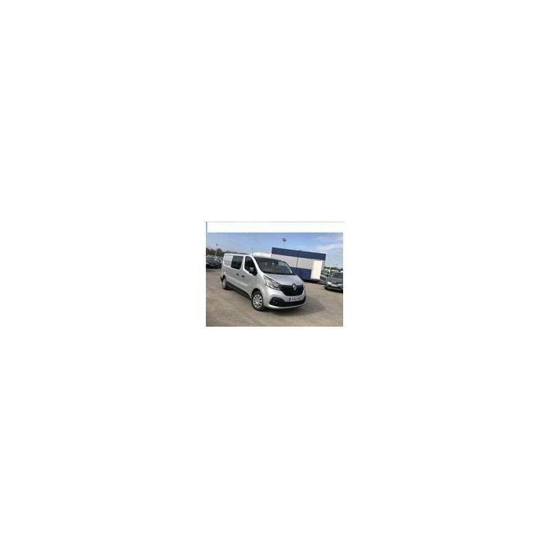 Kit film solaire Fiat Talento (2) Utilitaire 4 portes (depuis 2016) 1 porte latérale, 1 vitre fixe à droite et hayon