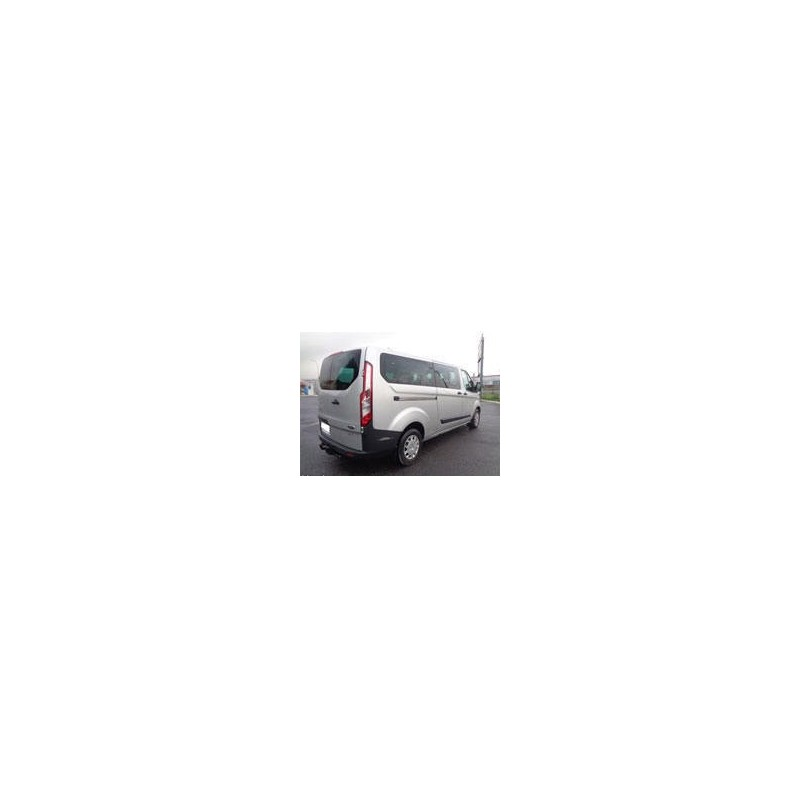 Kit film solaire Ford Custom Transit (1) Long 6 portes (depuis 2014) 2 portes latérales, vitres ouvrantes et 2 portes arrières
