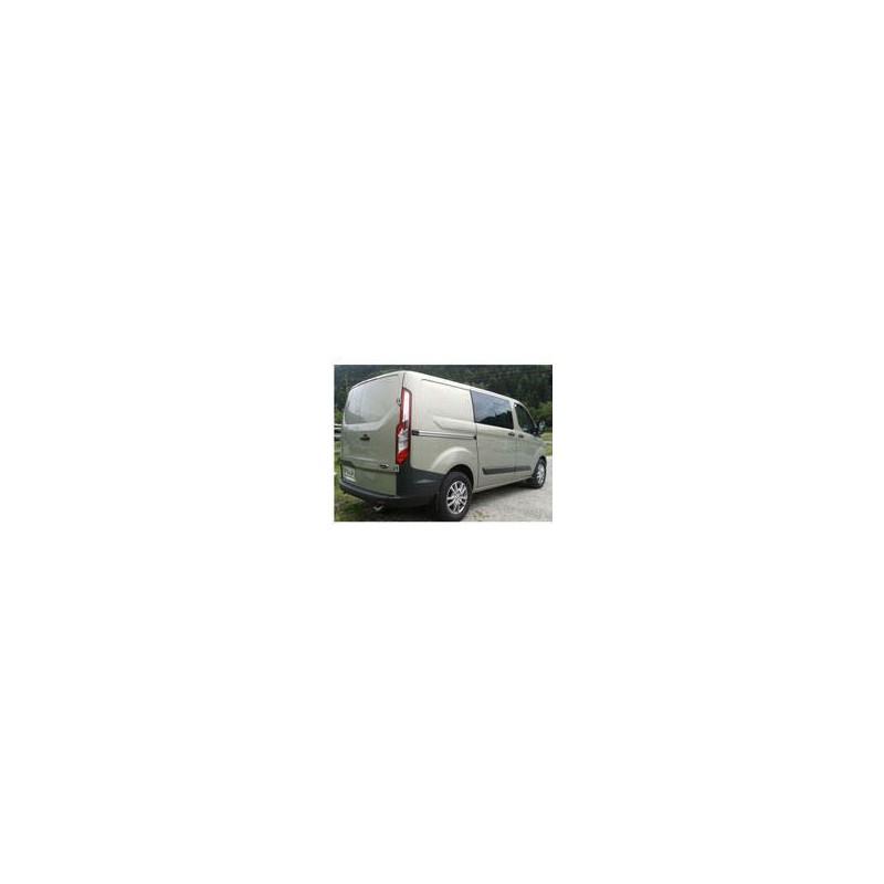 Kit film solaire Ford Custom Transit (1) Utilitaire 4/5 portes (depuis 2014) 1 porte latérale et vitres ouvrantes