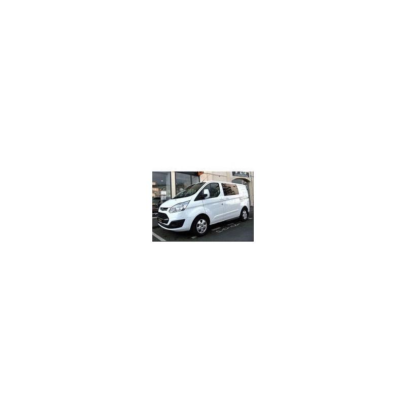 Kit film solaire Ford Custom Transit (1) Utilitaire 4 portes (depuis 2014) 1 porte latérale, vitres ouvrantes et hayon