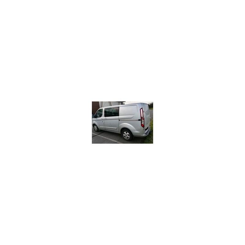 Kit film solaire Ford Custom Transit (1) Utilitaire 5/6 portes (depuis 2014) 2 portes latérales, vitres fixes