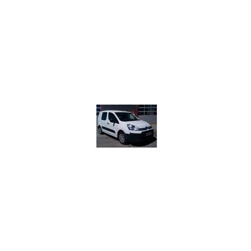 Kit film solaire Citroën Berlingo (2) Utilitaire 3/4 portes (2008 - 2018) sans porte latérale et 2 vitres latérales
