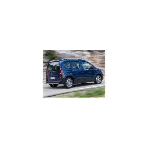 Kit film solaire Citroën Berlingo (3) Court 5 portes (depuis 2018) vitres descendantes et hayon fixe