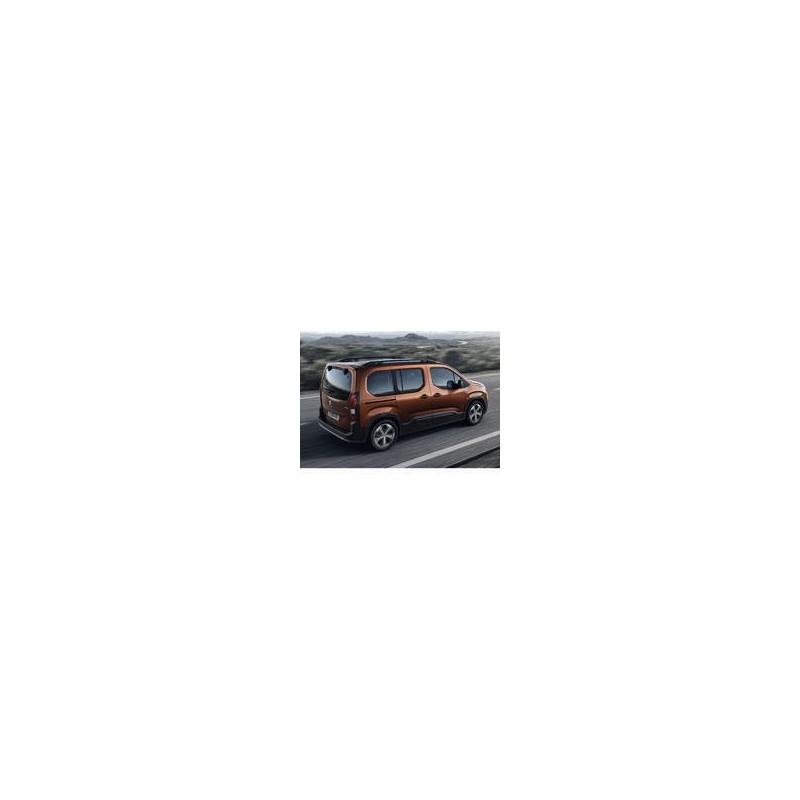 Kit film solaire Citroën Berlingo (3) Court 5 portes (depuis 2018) vitres descendantes et hayon ouvrant