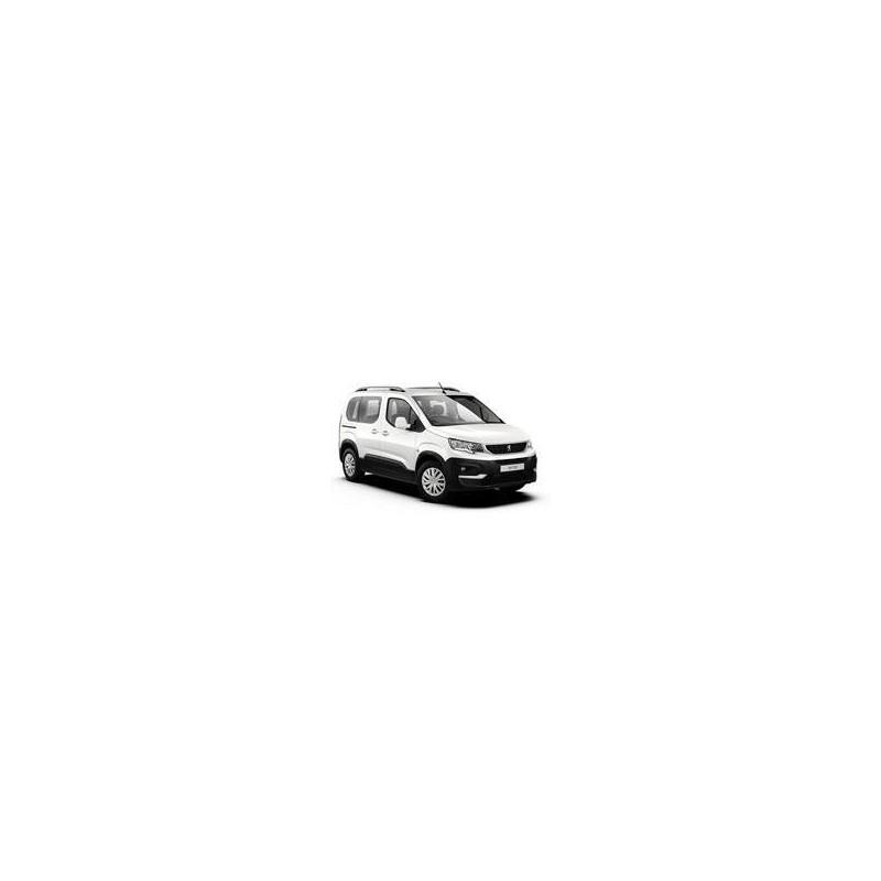 Kit film solaire Citroën Berlingo (3) Court 5 portes (depuis 2018) vitres entrouvrantes et hayon ouvrant