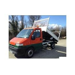Kit film solaire Fiat Ducato (1) Simple Cabine Pick-up 2 portes (1994 - 2006)