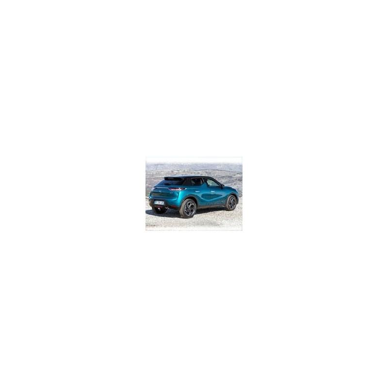 Kit film solaire Citroën DS3 (2) Crossback 5 portes (depuis 2019)