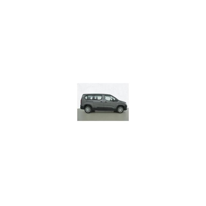 Kit film solaire Citroën Berlingo (3) Long 4-5 portes (depuis 2018) vitres ouvrantes, hayon ouvrant