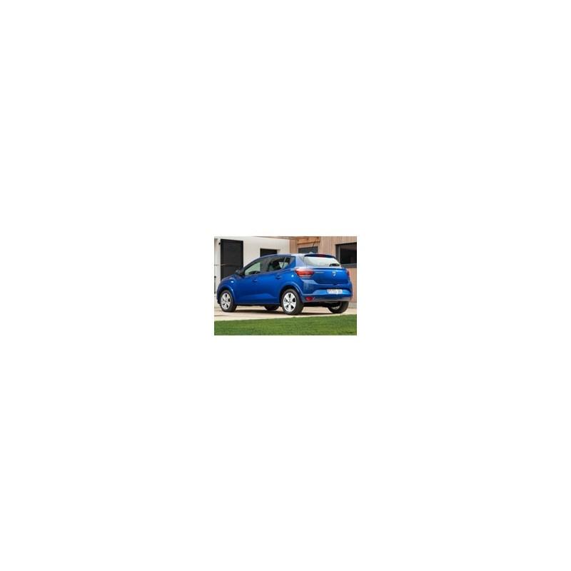 Kit film solaire Dacia Sandero (3) 5 portes (depuis 2021)