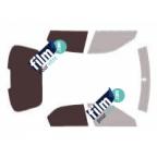 Kit film solaire prédécoupé Fiat GRANDE PUNTO 3 portes (2005-2009)