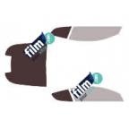 Kit film solaire prédécoupé Fiat CROMA SW (Depuis 2007)