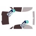 Kit film solaire prédécoupé Fiat 500 L (Depuis 2012)