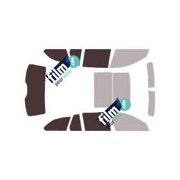 Kit film solaire Bmw Serie 5 (7) Touring Break 5 portes (2010 - 2017)