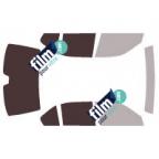 Kit film solaire prédécoupé Ford S-MAX 5 portes (Depuis 2006)