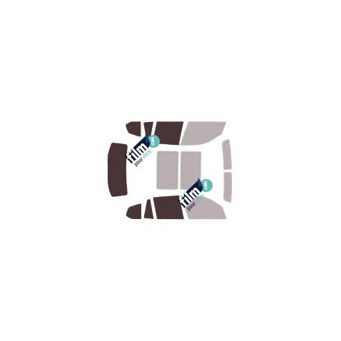 Kit film solaire Bmw X3 (2) 5 portes (2010 - 2017)
