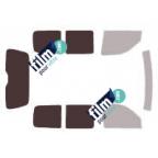 Kit film solaire prédécoupé Ford RANGER 4 portes (2006-2011)