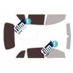 Kit film solaire Fiat Croma Break 5 portes (2005 - 2012)
