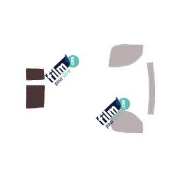 Kit film solaire Fiat Doblo (1) Utilitaire 4 portes (2001 - 2009) 2 portes arrières