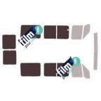 Kit film solaire prédécoupé Ford KA 3 portes (Depuis 2009)