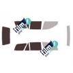 Kit film solaire Fiat Marea Wagon Break 5 portes (1996 - 2002)