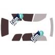 Kit film solaire Fiat Palio (1) Weekend Break 5 portes (1996 - 2004)
