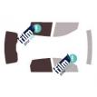 Kit film solaire Fiat Punto (2) 5 portes (1999 - 2005)