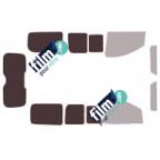 Kit film solaire prédécoupé Ford GALAXY 5 portes (Depuis 2006)
