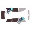 Kit film solaire Fiat Stilo (1) Break 5 portes (2001 - 2007)