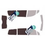 Kit film solaire prédécoupé Ford FOCUS SW BREAK (Depuis 2011)