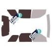 Kit film solaire Ford Escape (1) 5 portes (1998 - 2006)