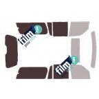Kit film solaire prédécoupé Ford FOCUS CC (Depuis 2007)