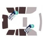 Kit film solaire prédécoupé Ford FOCUS 5 portes (Depuis 2011)