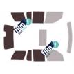 Kit film solaire Ford Explorer (4) 5 portes (2007 - 2011)