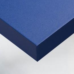 Revêtement décoratif Bleu Foncé texture Grains Fins