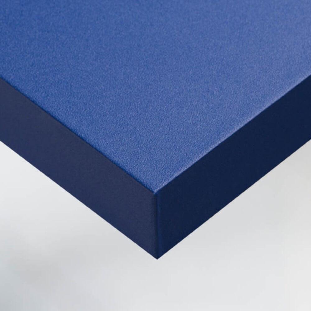 Bleu foncé mat