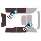 Kit film solaire prédécoupé Ford FOCUS 5 portes (2007-2010)