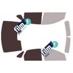 Kit film solaire prédécoupé Ford FOCUS 5 portes (1998-2004)