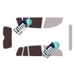 Kit film solaire Ford Fusion (1) 5 portes (2002 - 2012)