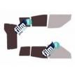 Kit film solaire Ford Maverick (2) 3 portes (1993 - 2001) lunette arrière décrochée