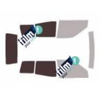 Kit film solaire prédécoupé Ford FIESTA 5 portes (Depuis 2009)