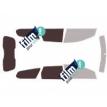 Kit film solaire Ford Mondeo (3) Break 5 portes (2007 - 2015)