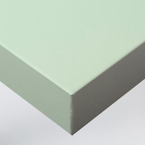 Papier peint adhésif coloris Menthe texture Grains Fins