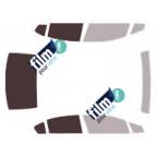 Kit film solaire prédécoupé Ford FIESTA 3 portes (Depuis 2007)