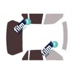 Kit film solaire prédécoupé Ford MONDEO 5 portes (Depuis 2007)