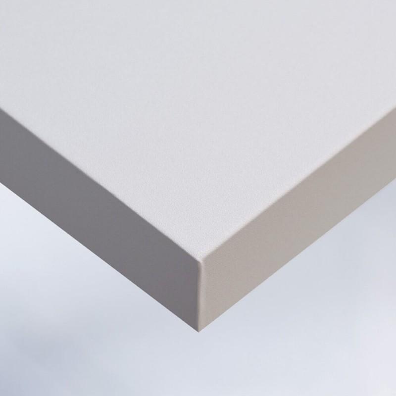 Rouleau adhésif décoratif pour murs Gris Clair texture Grains Fins
