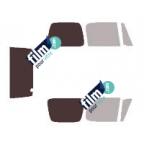 Kit film solaire prédécoupé Mercedes CLASSE R LONG (Depuis 2006)