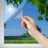 Film anti-chaleur pour double vitrage - Repositionnable